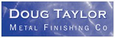 Doug Taylor Metal Finishing Logo
